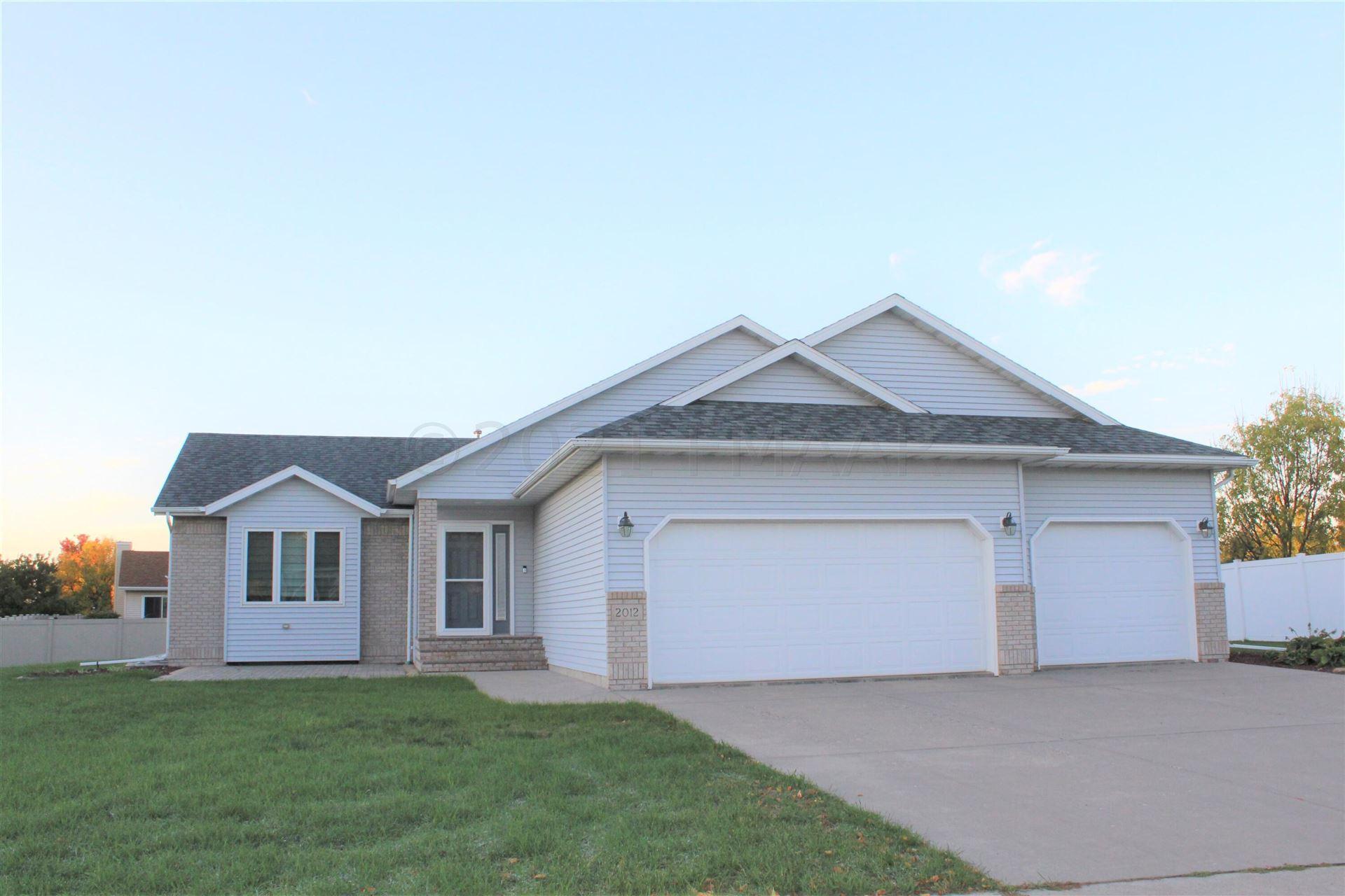 2012 36 1\/2 Court S, Fargo, ND 58104 - #: 21-5554