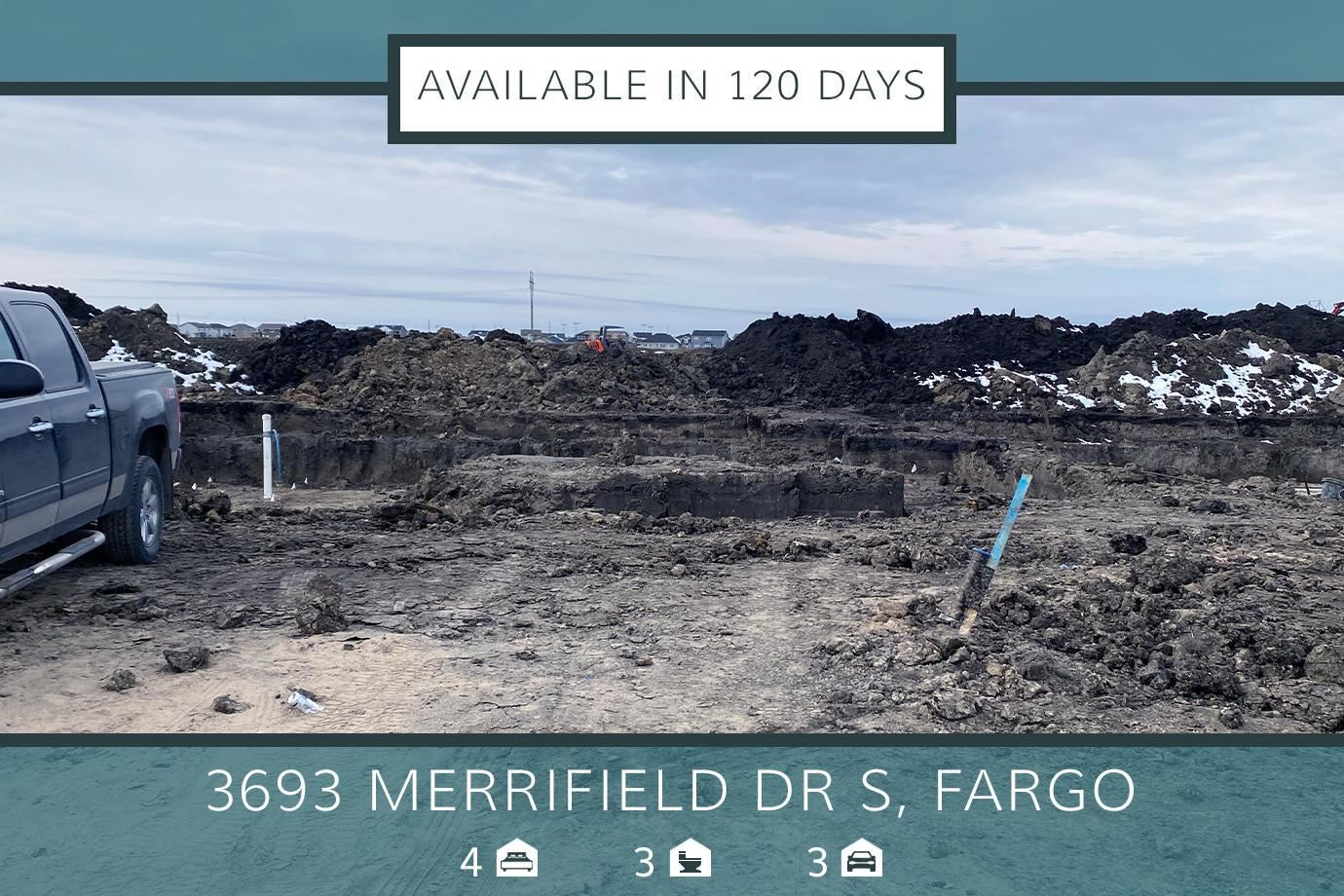 3693 MERRIFIELD Drive S, Fargo, ND 58104 - #: 20-5579