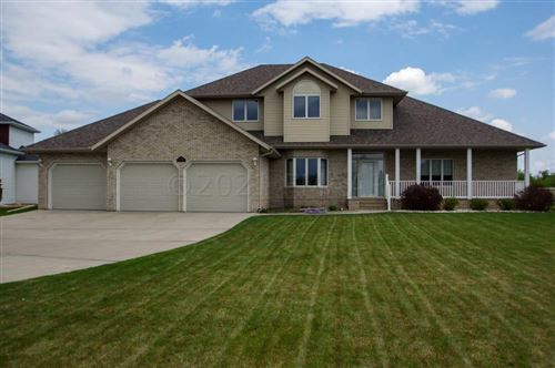 Photo of 4108 TIMBERLINE Drive S, Fargo, ND 58104 (MLS # 21-2589)