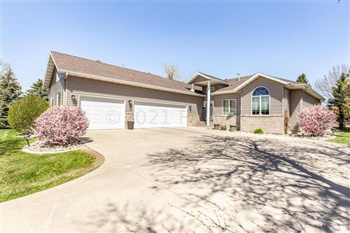 Photo of 3535 WOODBURY Court S, Fargo, ND 58103 (MLS # 21-2592)