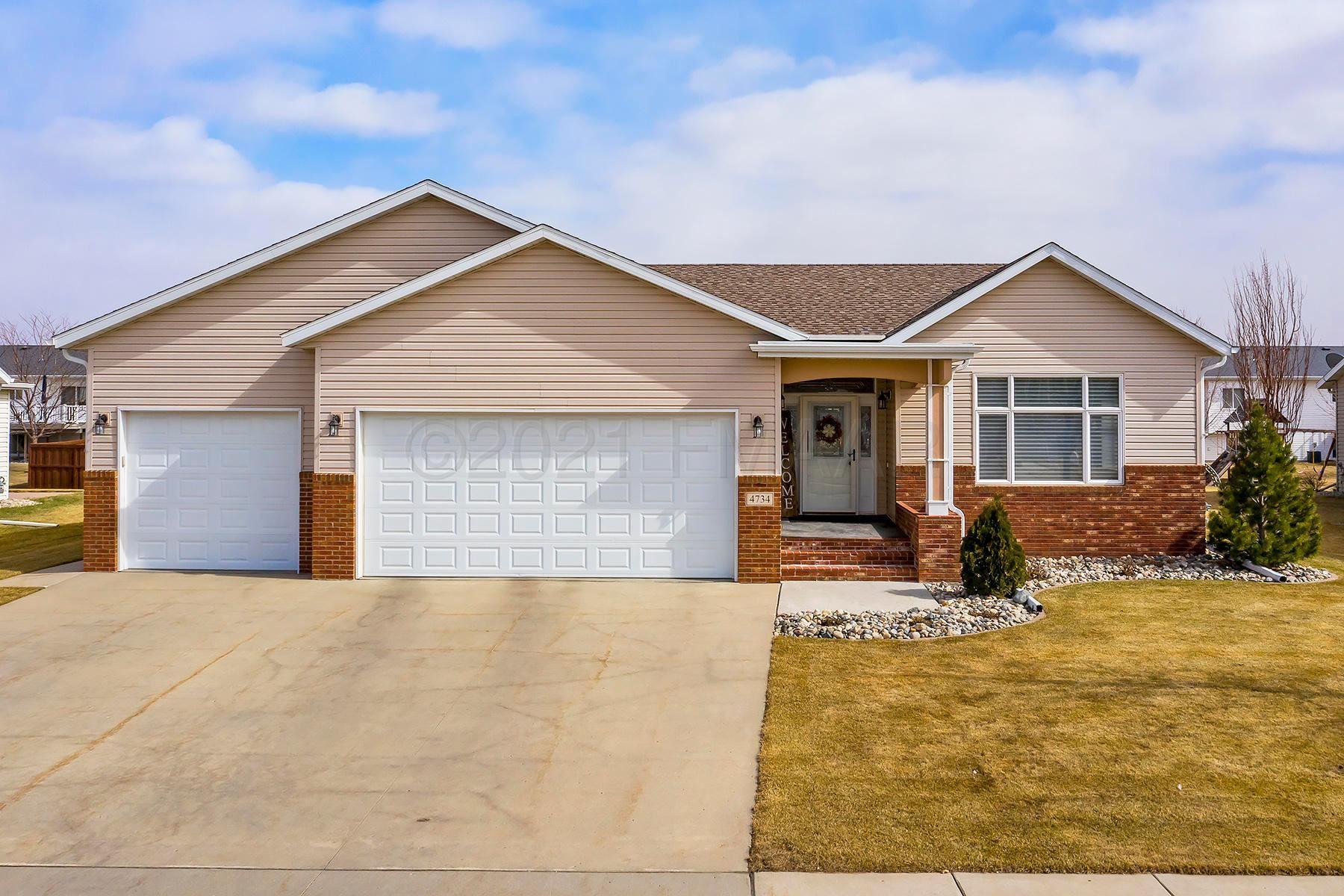4734 ARBOR Court S, Fargo, ND 58104 - #: 21-1599