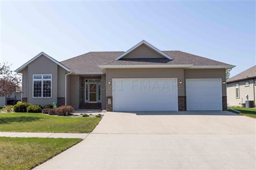 Photo of 541 HAMPTON Drive W, Moorhead, MN 56560 (MLS # 21-2609)