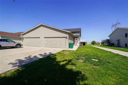 Photo of 1034 38 1/2 Avenue W, West Fargo, ND 58078 (MLS # 21-5615)
