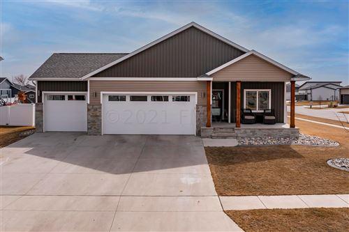 Photo of 2445 HARBOR Lane W, West Fargo, ND 58078 (MLS # 21-1621)