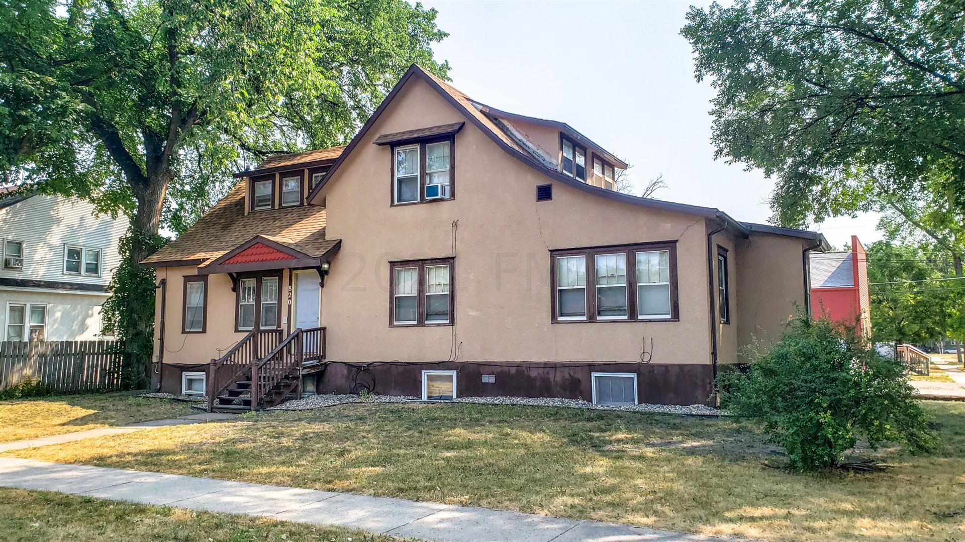 820 7 Street S, Fargo, ND 58103 - #: 21-4636