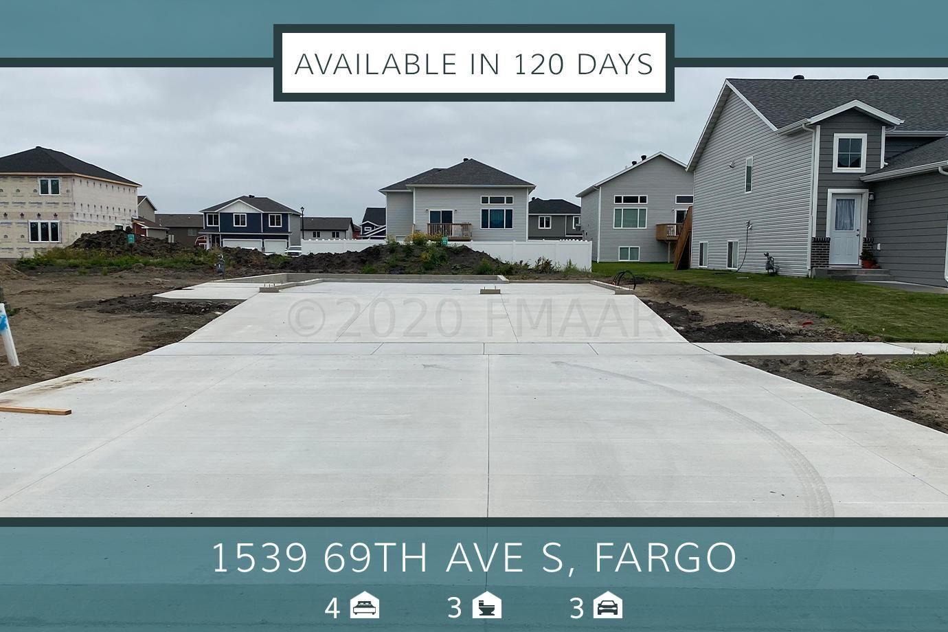 1539 69 S Avenue, Fargo, ND 58104 - #: 20-3661