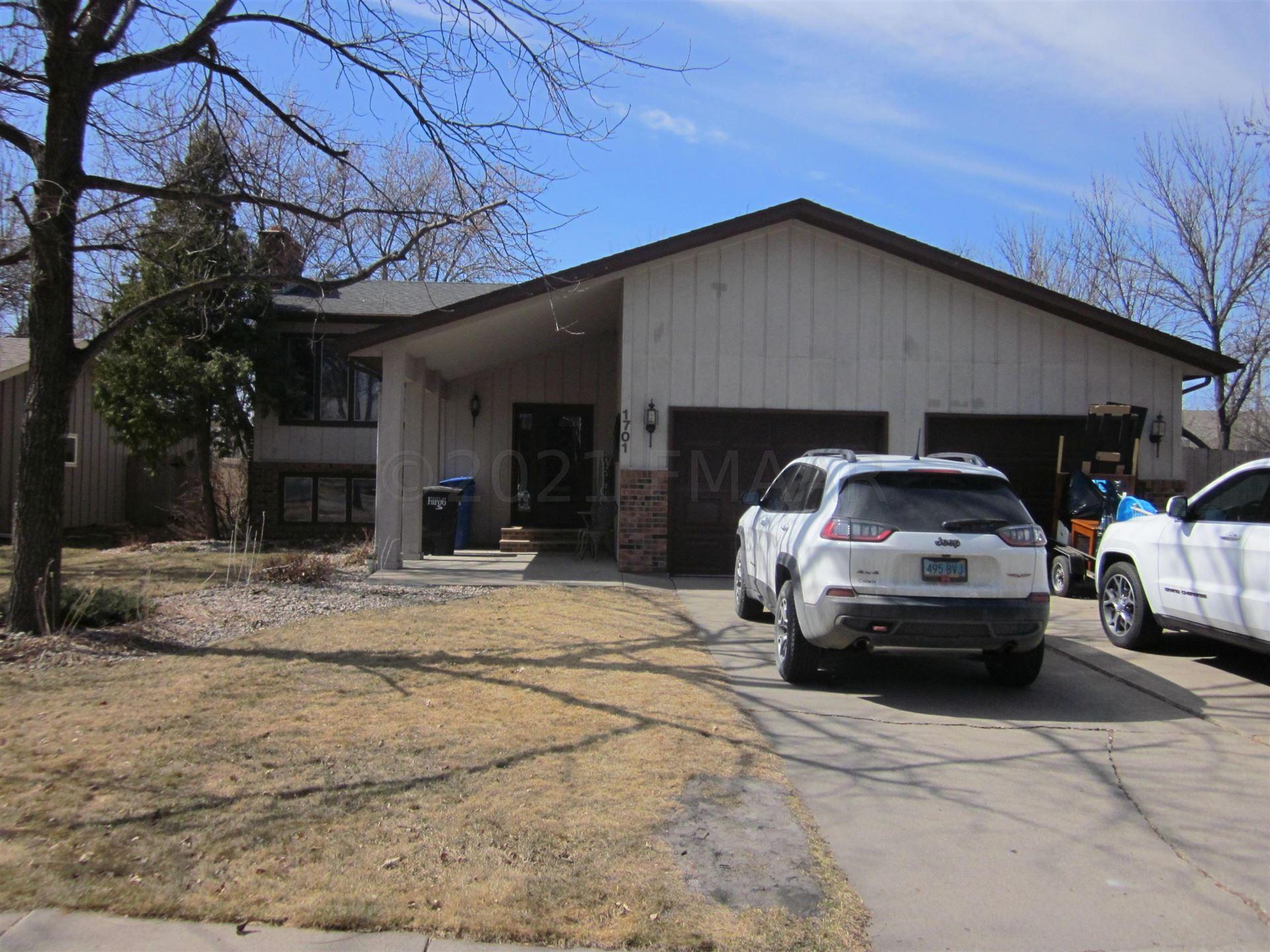 1701 PRAIRIE Lane S, Fargo, ND 58103 - #: 21-1667