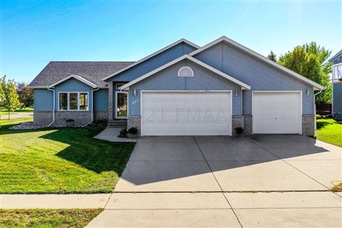 Photo of 921 SOMMERSET Drive, West Fargo, ND 58078 (MLS # 21-5678)