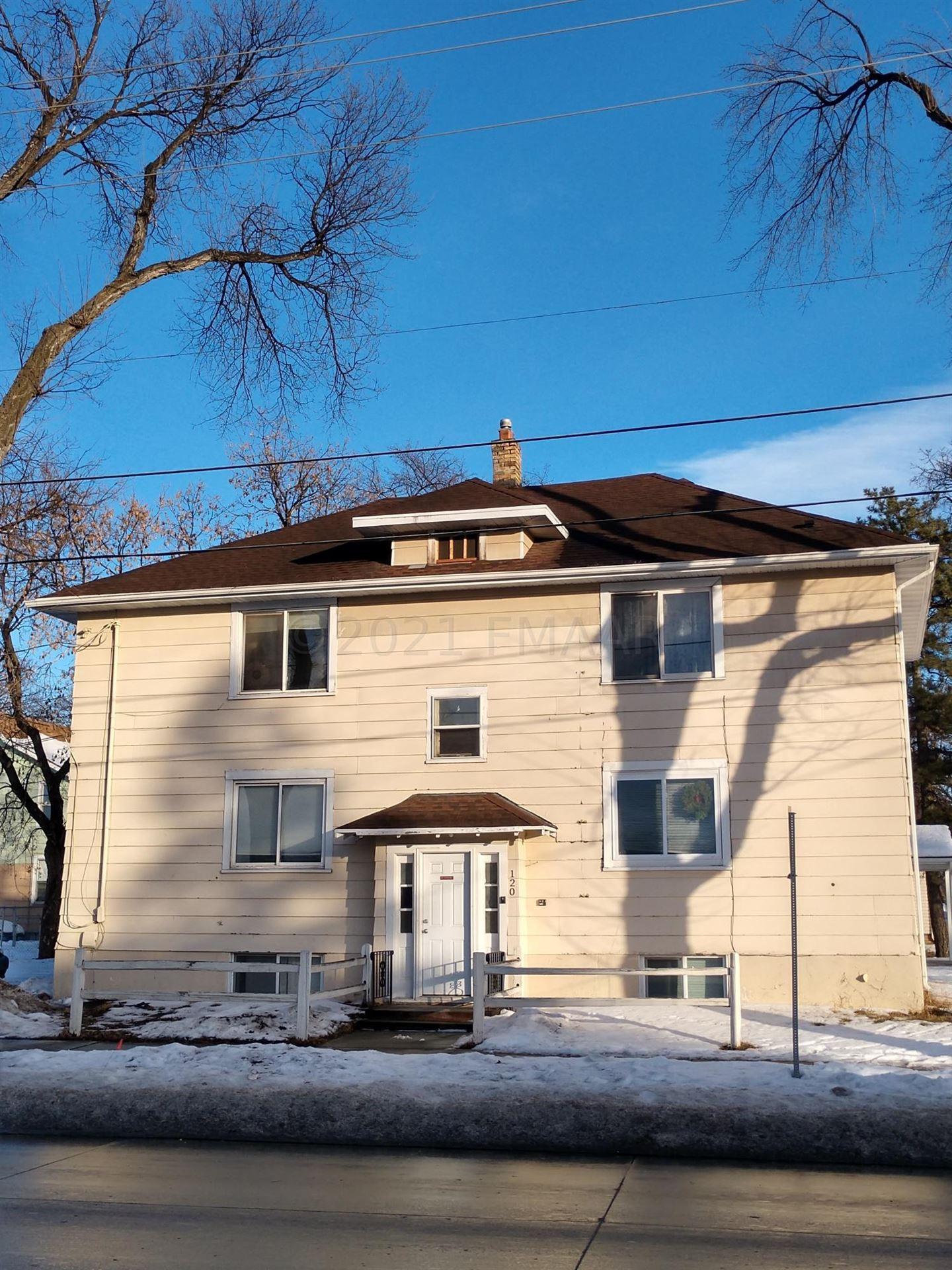 120 UNIVERSITY Drive S, Fargo, ND 58103 - #: 21-685