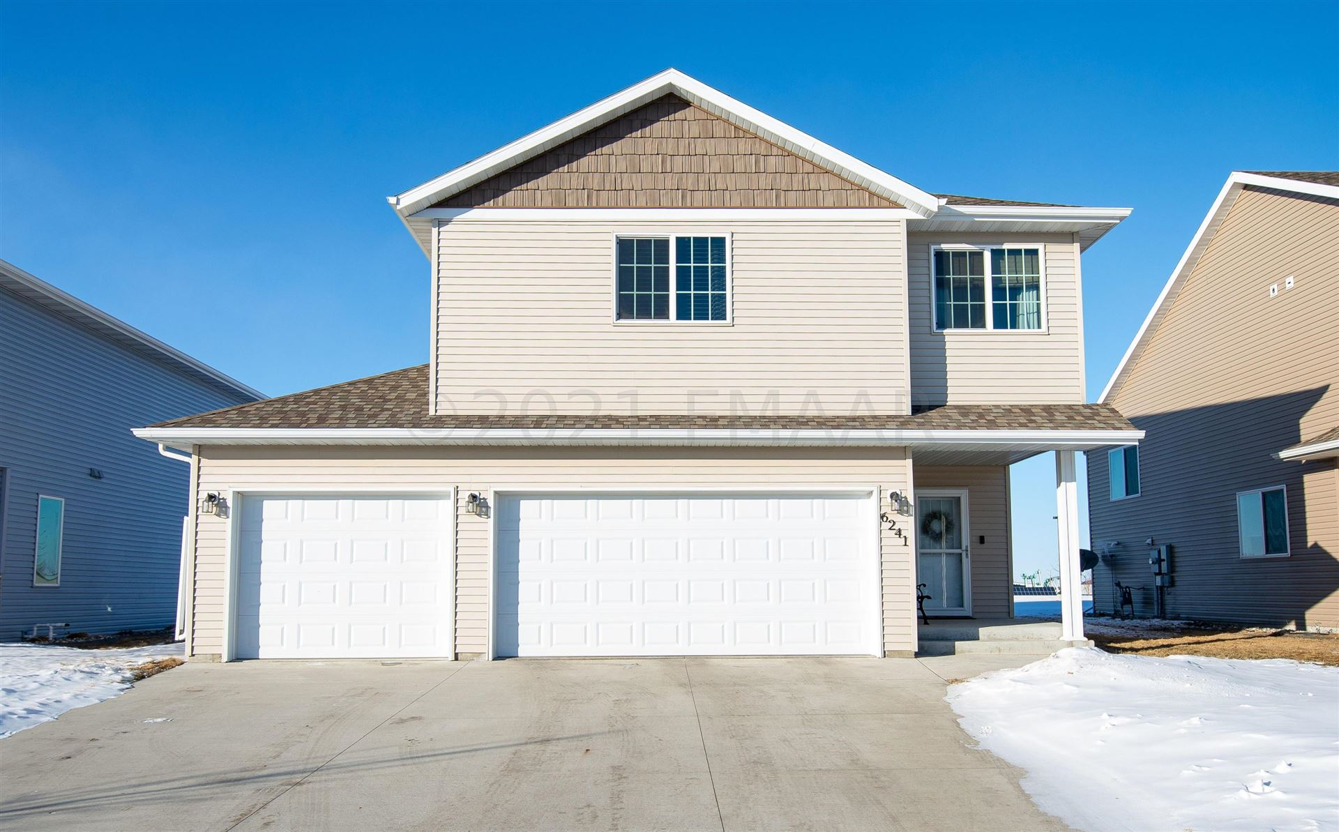 6241 55 Avenue S, Fargo, ND 58104 - #: 21-693