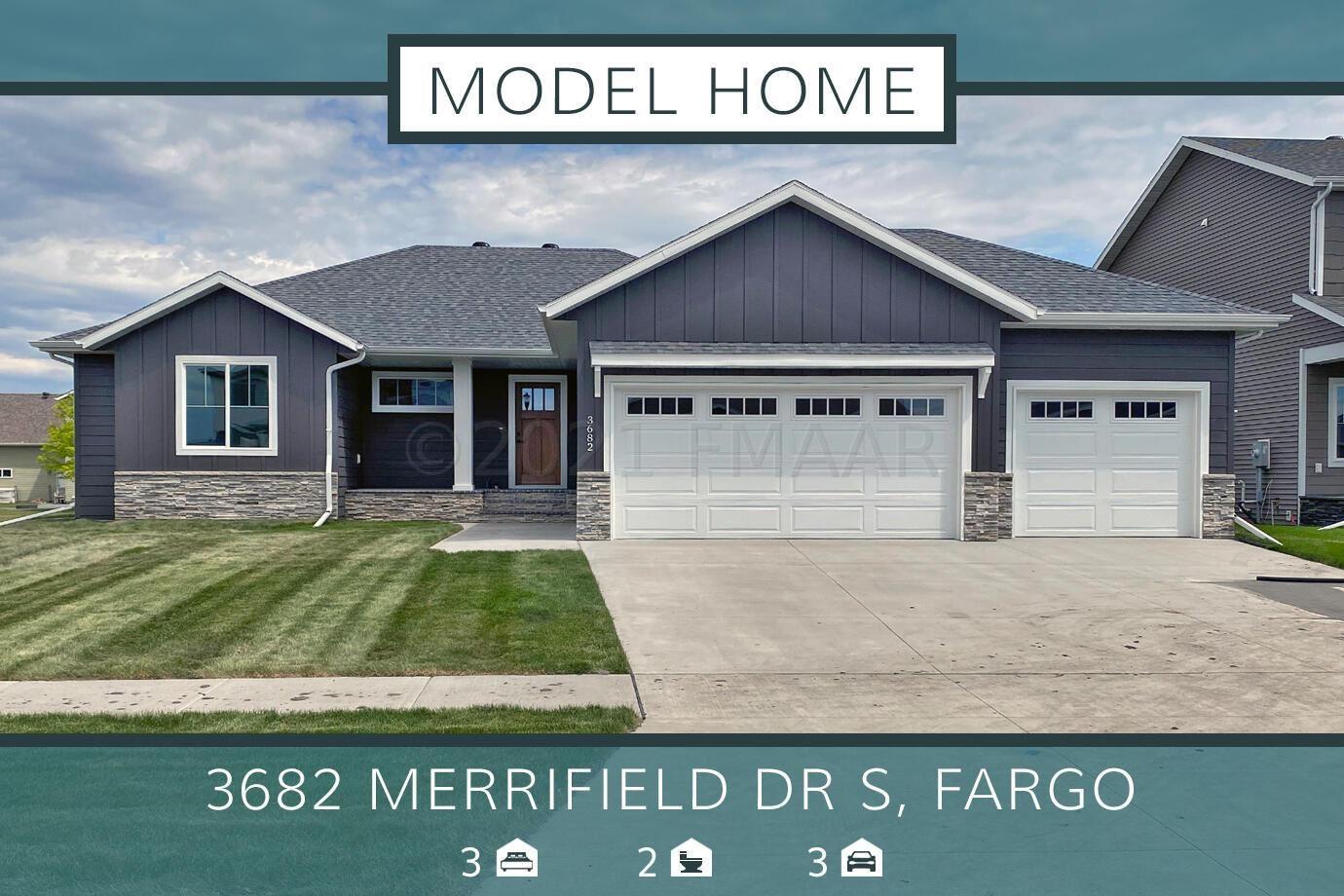 3682 MERRIFIELD Drive S, Fargo, ND 58104 - #: 21-4701