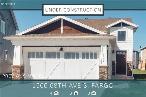 Photo of 1566 68TH Avenue S, Fargo, ND 58104 (MLS # 21-5712)