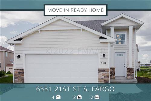 Photo of 6551 21ST Street S, Fargo, ND 58104 (MLS # 21-5714)