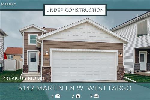 Photo of 6142 MARTIN Lane W, West Fargo, ND 58078 (MLS # 21-5728)