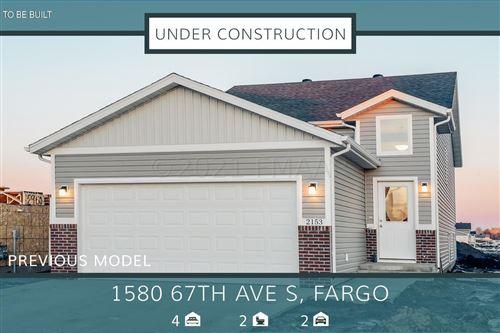 Photo of 1580 67TH Avenue S, Fargo, ND 58104 (MLS # 21-5729)