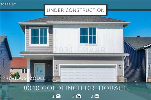 Photo of 8040 GOLDFINCH Drive, Horace, ND 58047 (MLS # 21-5731)