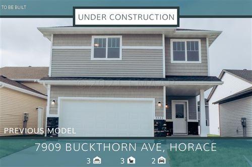 Photo of 7909 BUCKTHORN Avenue, Horace, ND 58047 (MLS # 21-5733)