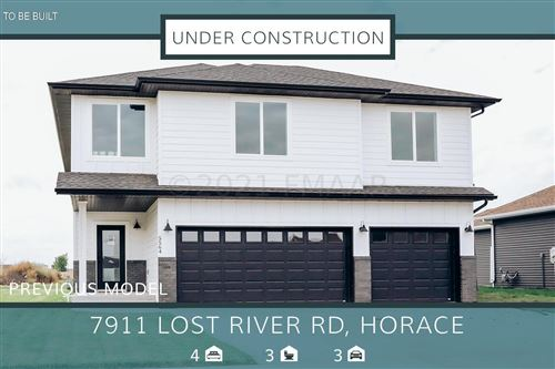 Photo of 7911 LOST RIVER Road, Horace, ND 58047 (MLS # 21-5735)