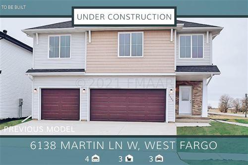 Photo of 6138 MARTIN Lane W, Fargo, ND 58104 (MLS # 21-5736)