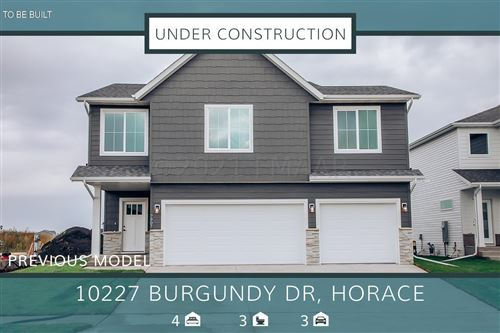 Photo of 10227 BURGUNDY Drive, Horace, ND 58047 (MLS # 21-5738)
