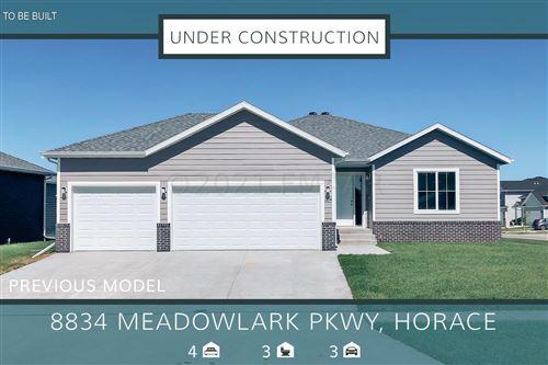 Photo of 8834 MEADOWLARK Parkway, Horace, ND 58047 (MLS # 21-5741)