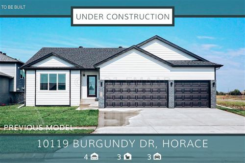 Photo of 10119 BURGUNDY Drive, Horace, ND 58047 (MLS # 21-5742)