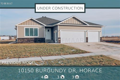 Photo of 10150 BURGUNDY Drive, Horace, ND 58047 (MLS # 21-5743)