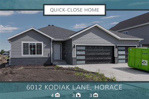 Photo of 6012 KODIAK Lane, Horace, ND 58047 (MLS # 21-5744)