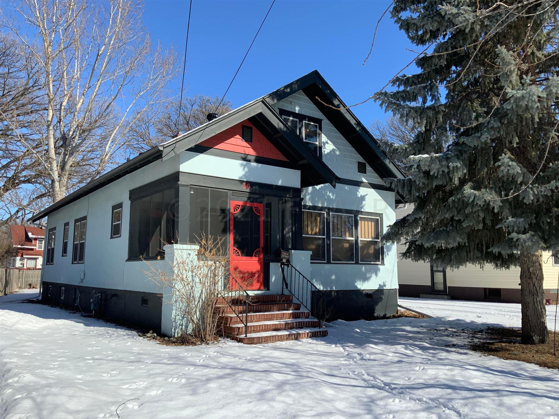 36 SOUTH TERRACE N, Fargo, ND 58102 - #: 21-826