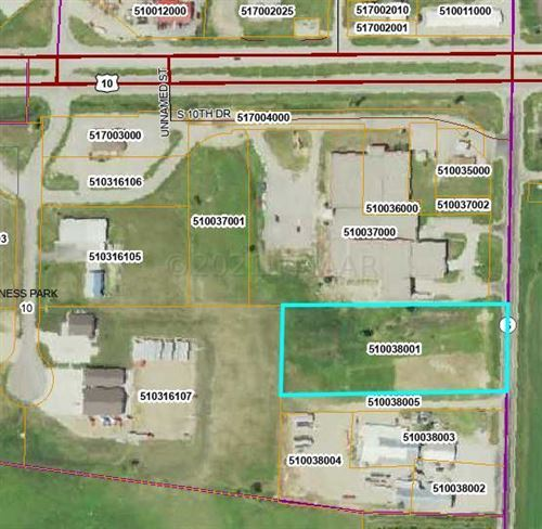 Photo of TBD CTY # 5 Road, Lake Park, MN 56554 (MLS # 21-3853)