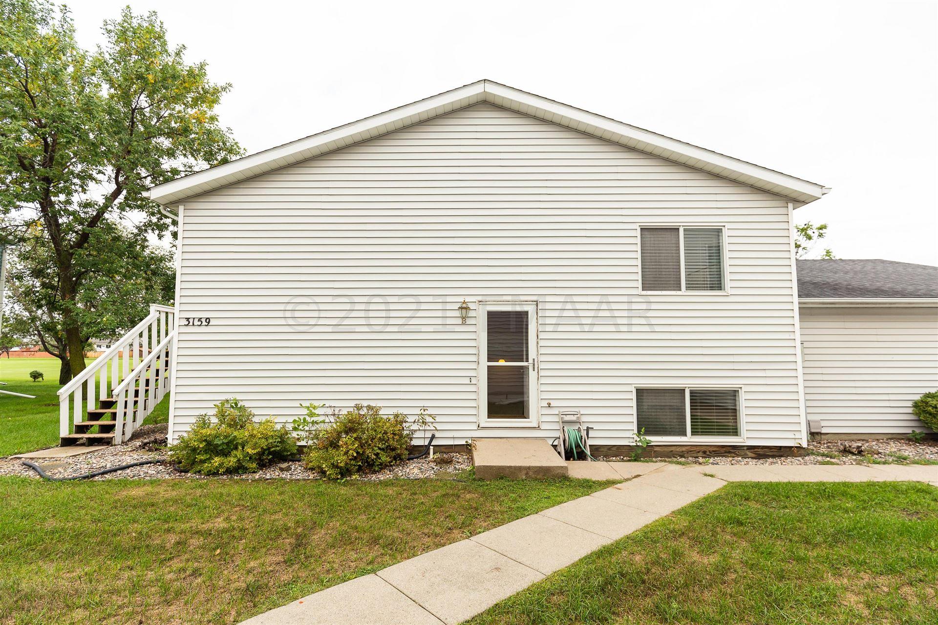 3159 17 Street S #B, Fargo, ND 58103 - #: 21-4961