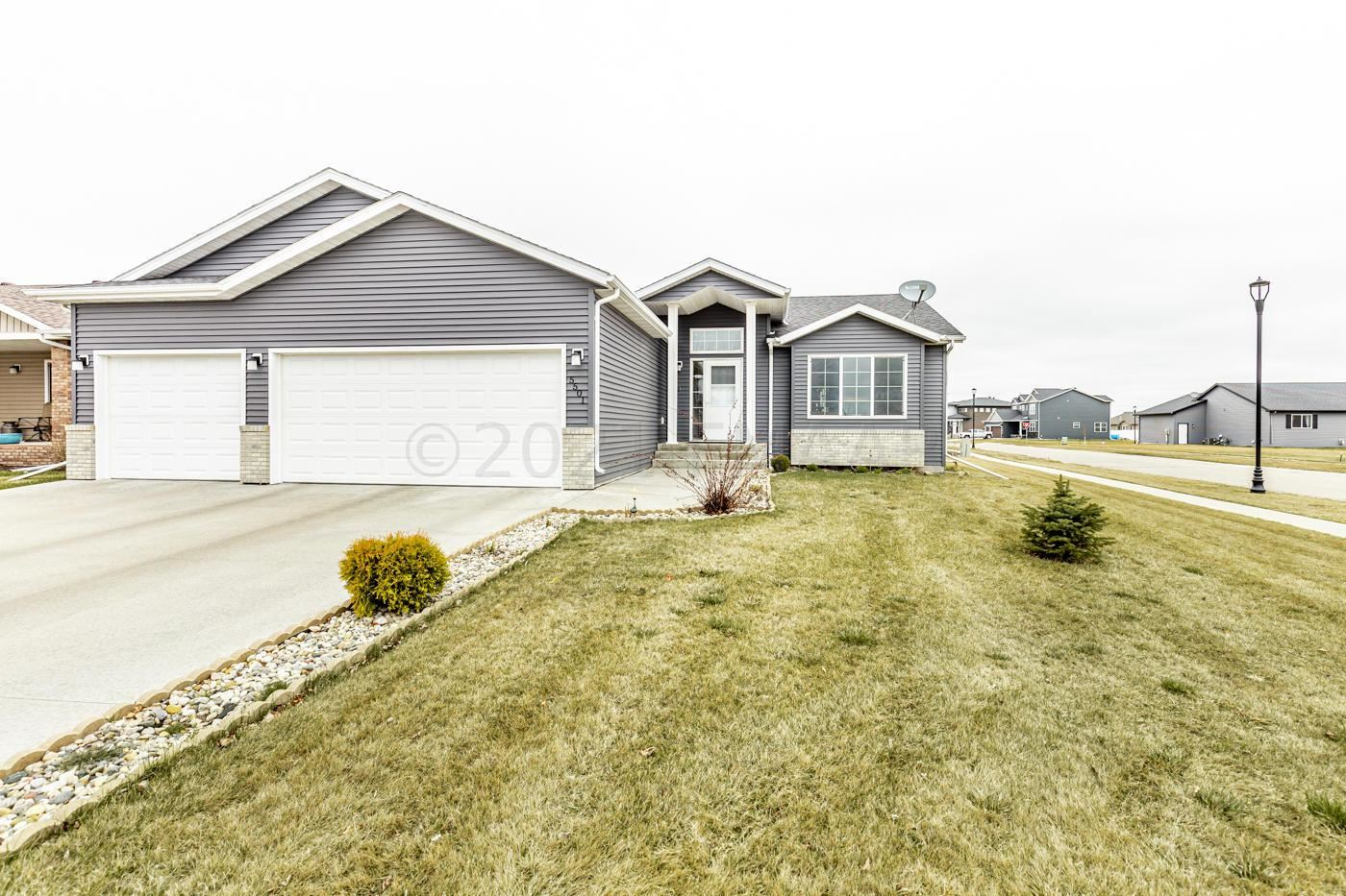 5501 JUSTICE Drive S, Fargo, ND 58104 - #: 21-1963