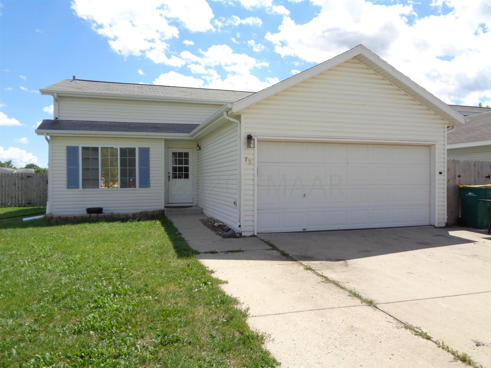 79 EVERGREEN E Circle, West Fargo, ND 58078 - #: 20-3969