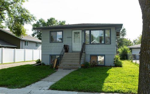 Photo of 1606 16 Street S, Fargo, ND 58103 (MLS # 20-4974)