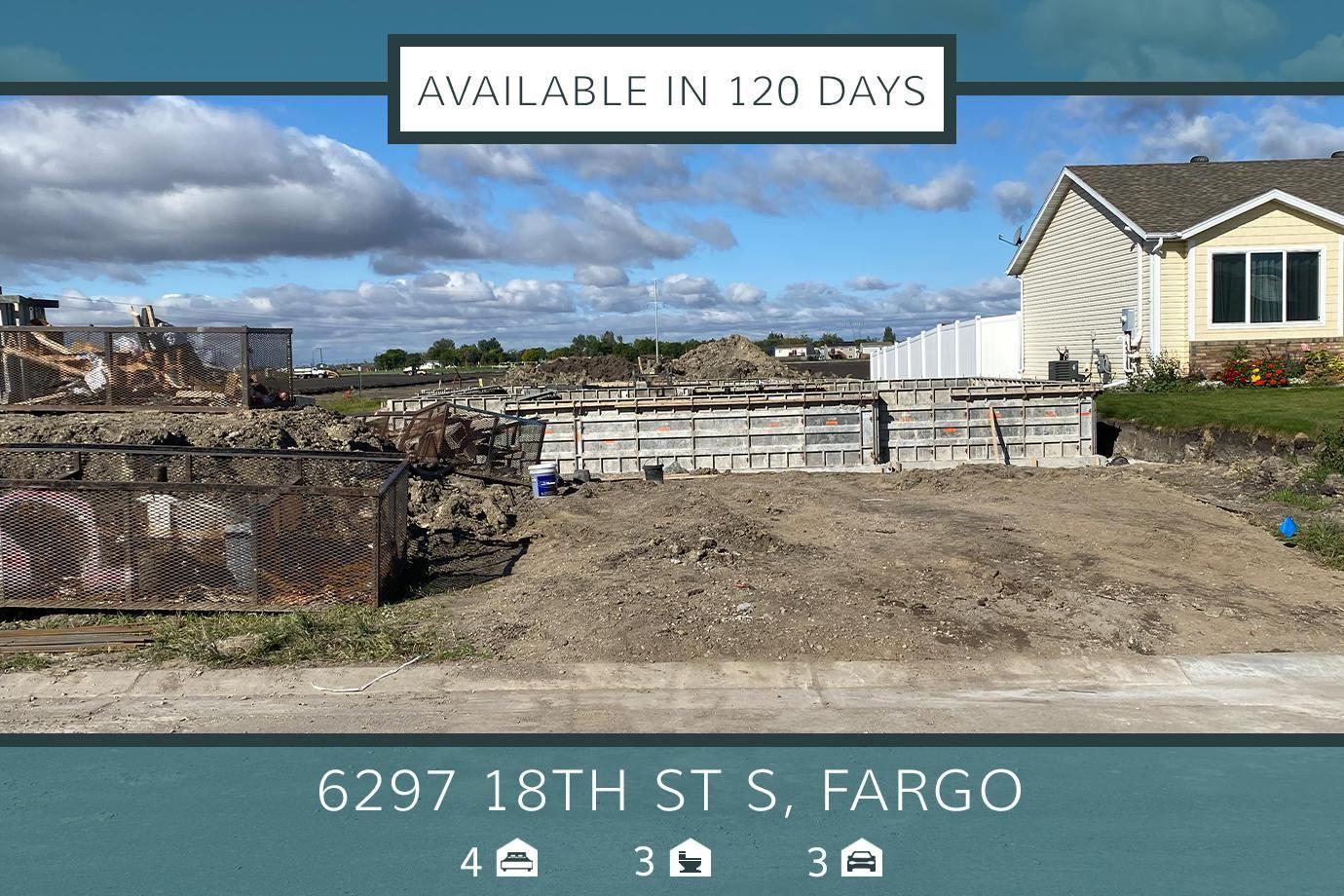6297 18 Street S, Fargo, ND 58104 - #: 20-5995