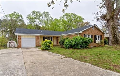 Photo of 5402 Brookfield Road, Fayetteville, NC 28303 (MLS # 630002)