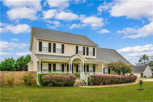 Photo of 325 Seabiscuit Drive, Raeford, NC 28376 (MLS # 643013)