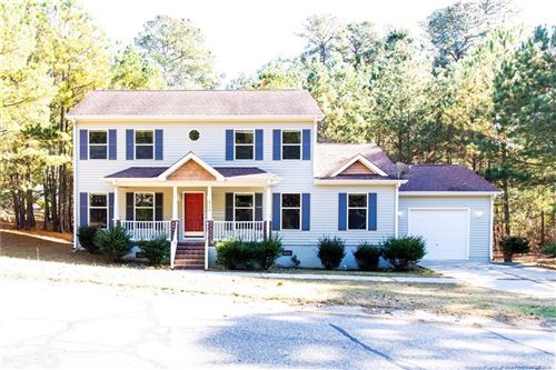 Photo of 3438 Green Valley Road, Fayetteville, NC 28311 (MLS # 623032)
