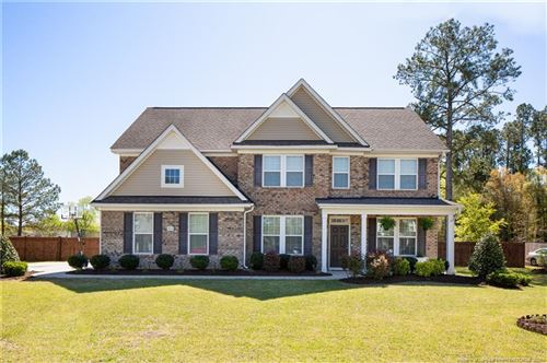 Photo of 2812 Eastover North Drive, Eastover, NC 28312 (MLS # 630044)