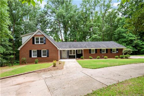 Photo of 1105 Wilkins Drive, Sanford, NC 27330 (MLS # 639045)