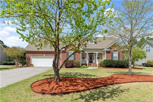 Photo of 117 Walkabout Drive, Aberdeen, NC 28315 (MLS # 654047)