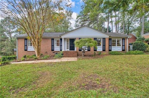 Photo of 2611 N Edgewater Drive, Fayetteville, NC 28303 (MLS # 630050)