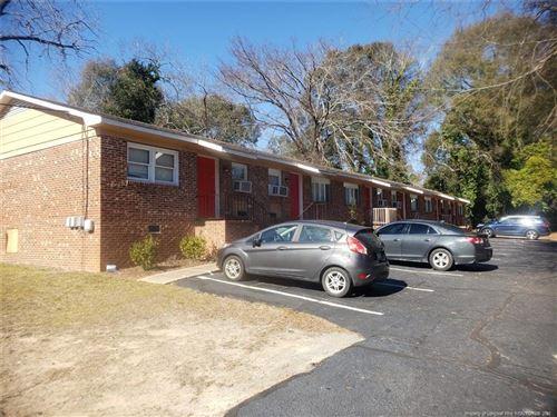 Photo of 1122 Morgan Street, Fayetteville, NC 28305 (MLS # 649051)