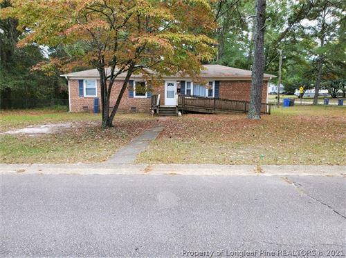 Photo of 827 Eccles Drive, Fayetteville, NC 28301 (MLS # 671122)