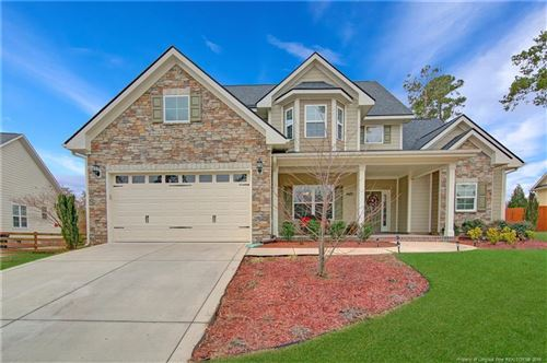 Photo of 3909 Doonvalley Drive, Fayetteville, NC 28306 (MLS # 619158)