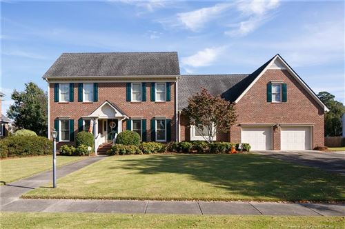 Photo of 3522 Turnberry Circle, Fayetteville, NC 28303 (MLS # 671162)