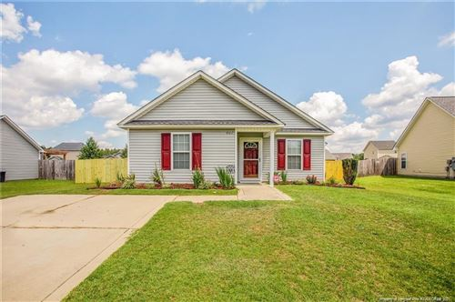 Photo of 407 Cape Fear Road, Raeford, NC 28376 (MLS # 653180)