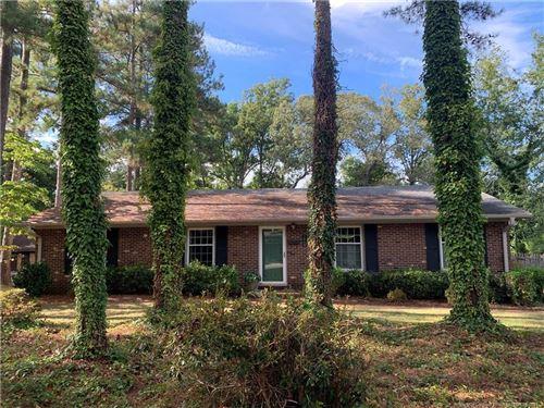 Photo of 1715 Swann Street, Fayetteville, NC 28303 (MLS # 668193)