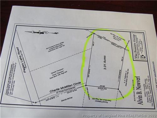 Photo of Charlie Mcmillon Circle, St. Pauls, NC 28384 (MLS # 645201)