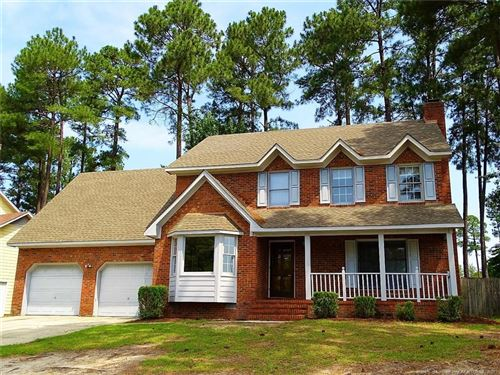 Photo of 600 Georgetown Circle, Fayetteville, NC 28314 (MLS # 668214)